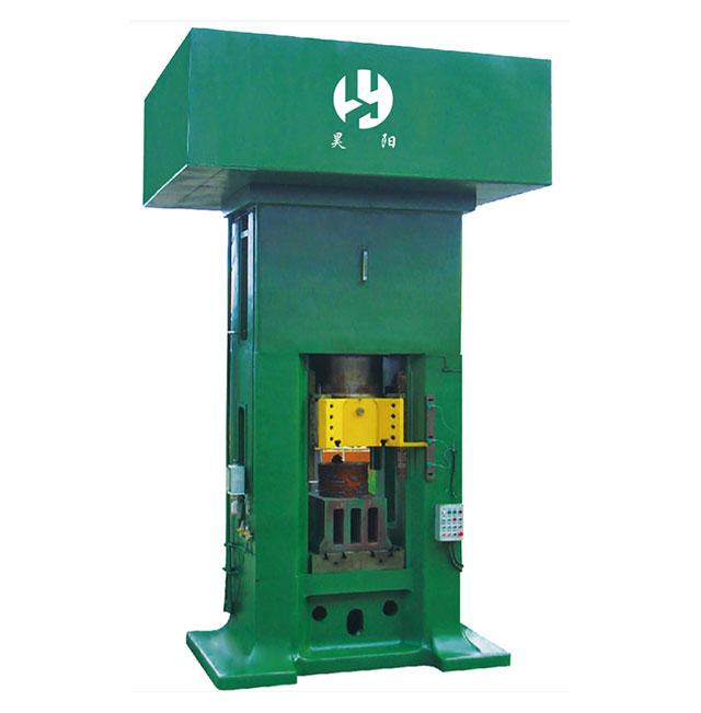 青岛压力机:电动螺旋压力机